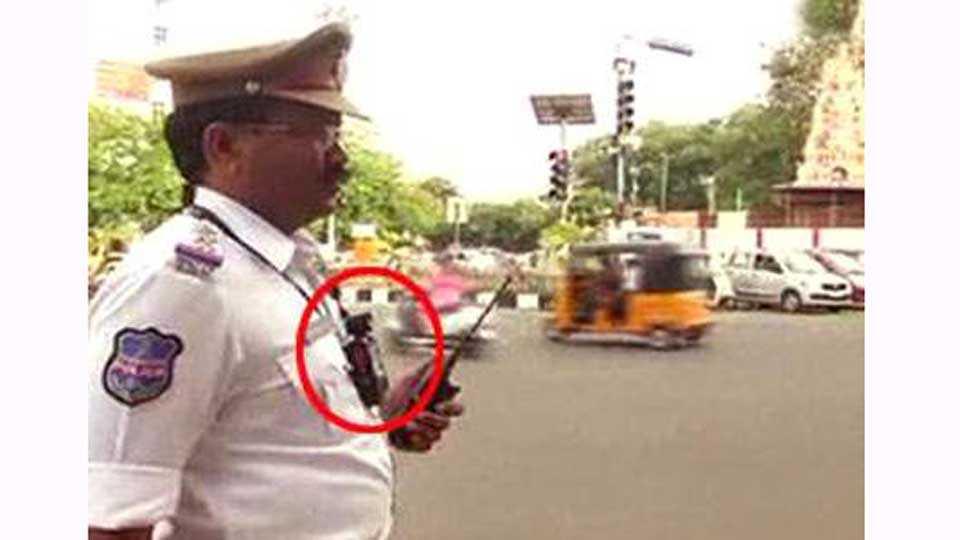 Traffic-Police-In-Camera