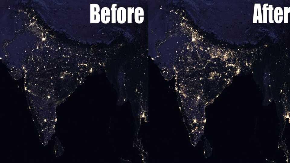piyush goyal tweet fake images