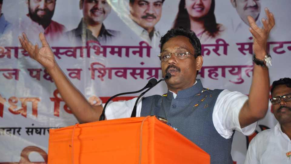 File photo of Vinod Tawade