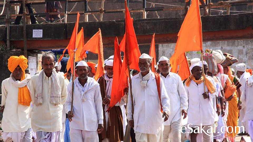 pandharpur wari 2017