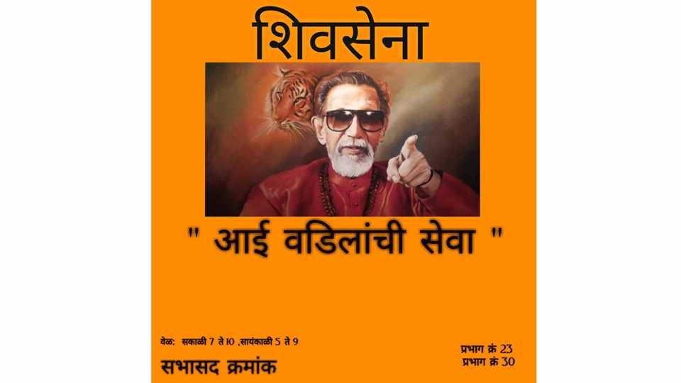 marathi news nasik nano car service old people shivsena project