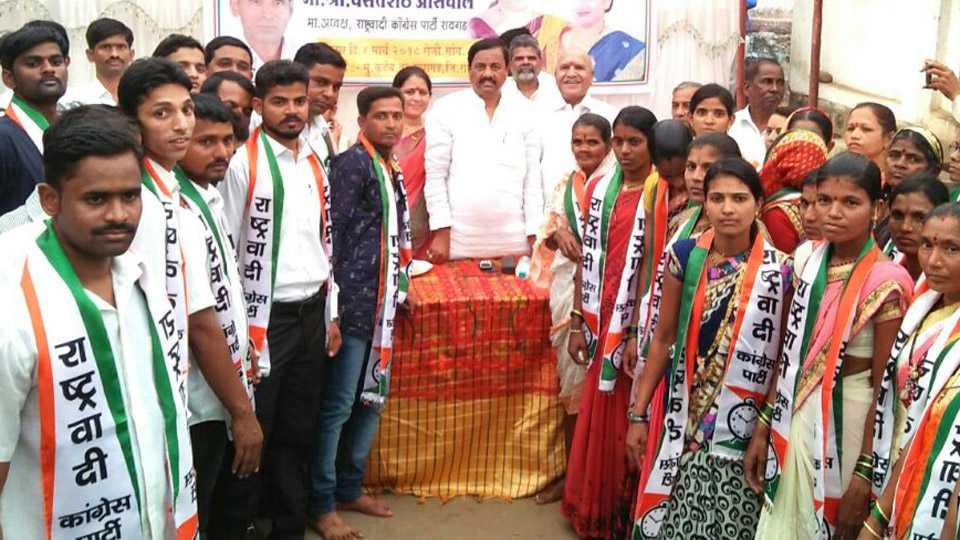 marathi news kokan sunil tatkare speech anant geete bjp