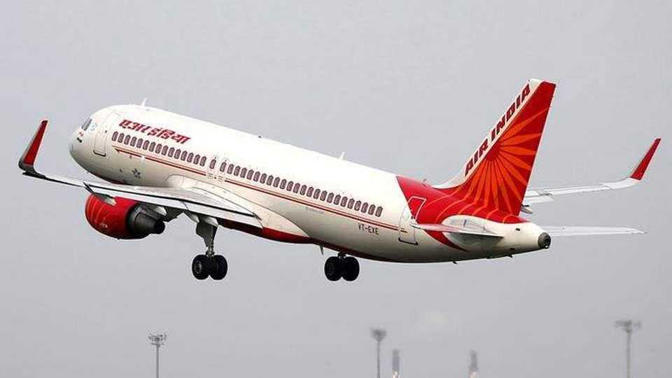 Air India plane crashes three People injured