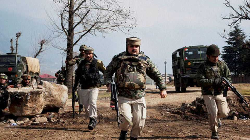 J&K: Terrorists attack Army, CRPF camp at Bijbehara