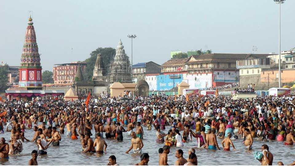 Chandrabhaga river pollution is big issue in maharashtra