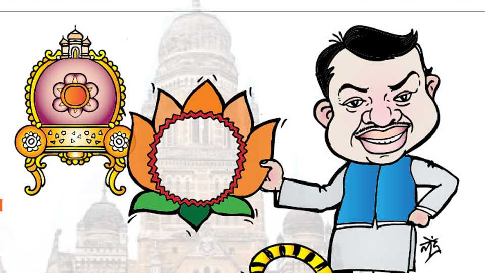 BJP blinks, Mumbai's new Mayor will be from Shiv Sena