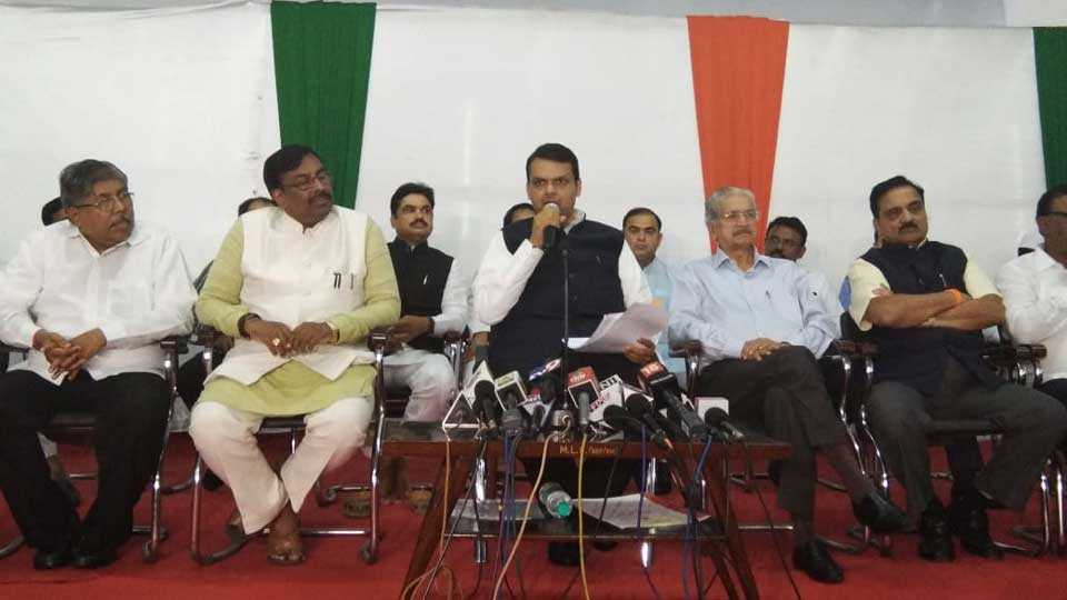 The allegations against the opponents are not fact - Chief Minister