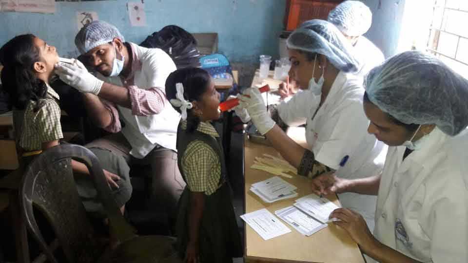 dental-checkup-camp