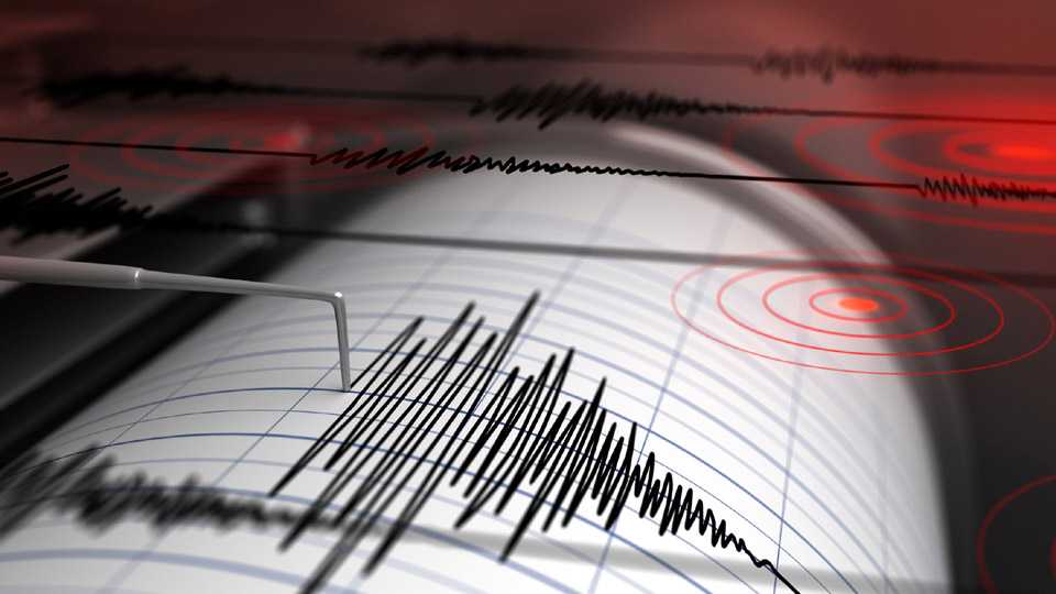 Earthquake  estimated Delhi Maharashtra sakal news