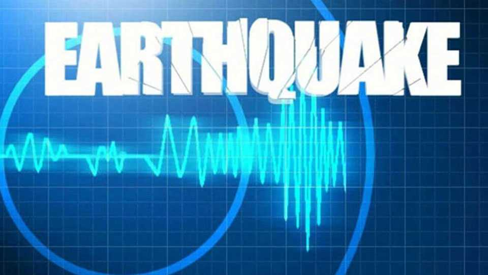 Manipur: Earthquake of magnitude 3.5 in Chandel