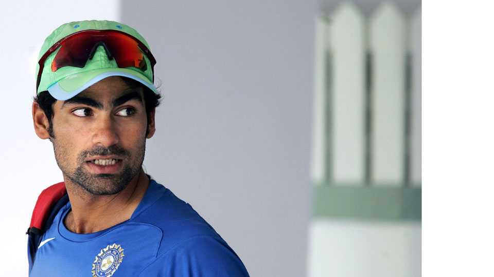 Mohammad kaif announces retirement