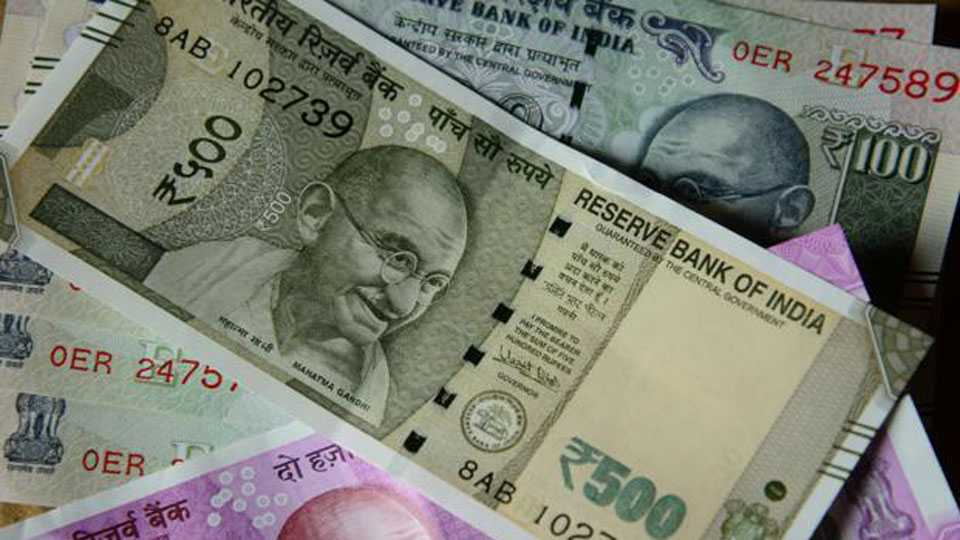 Rupees 6 lakh currency notes have been seized one man arrested