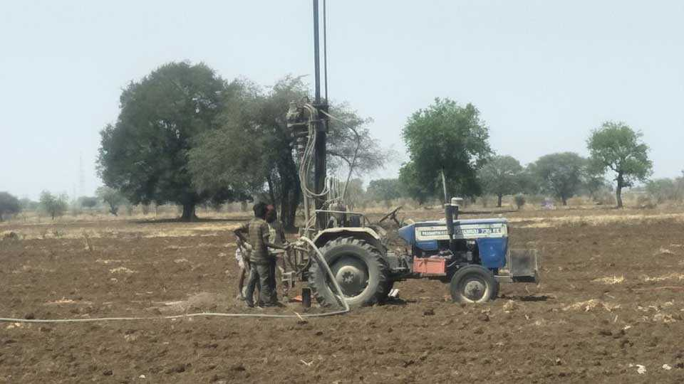 ONGC searches for Mineral assets in Washim district