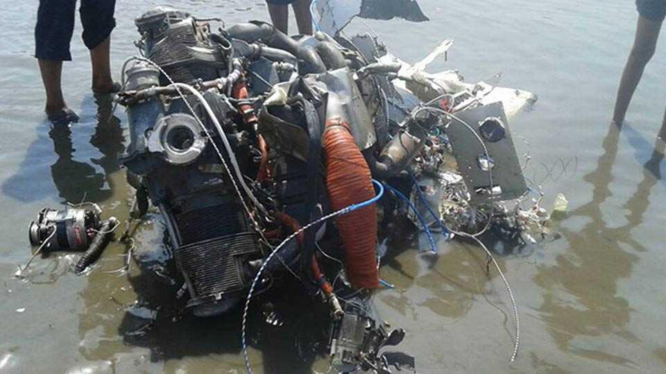 Two Killed As Training Aircraft Crashes In Maharashtra