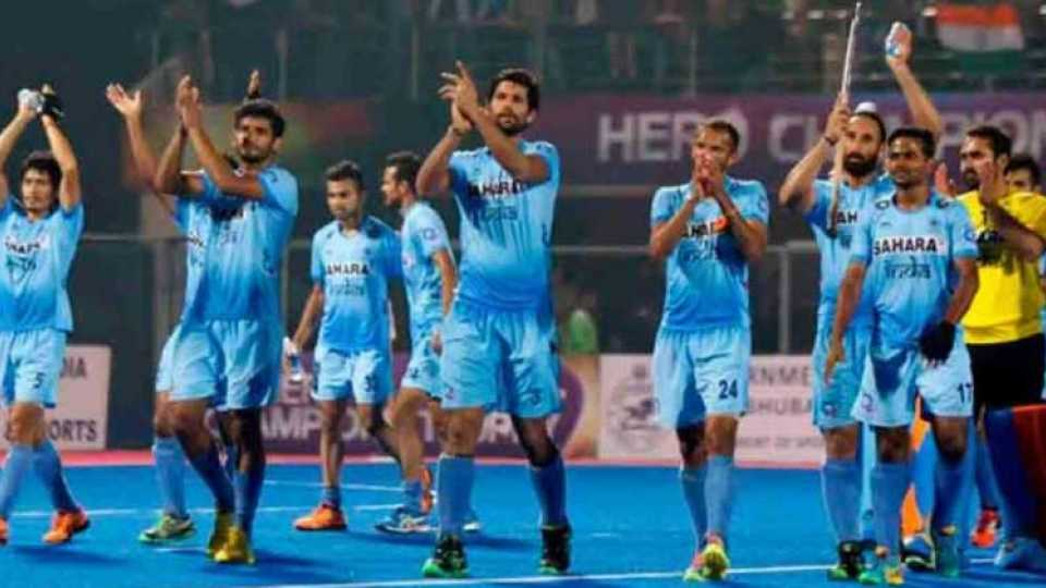 A tie is enough for India to reach final of Champions Trophy