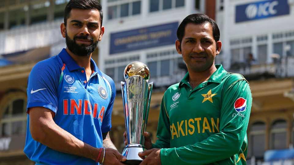 Virat Kohli, Sarfaraz Ahmed