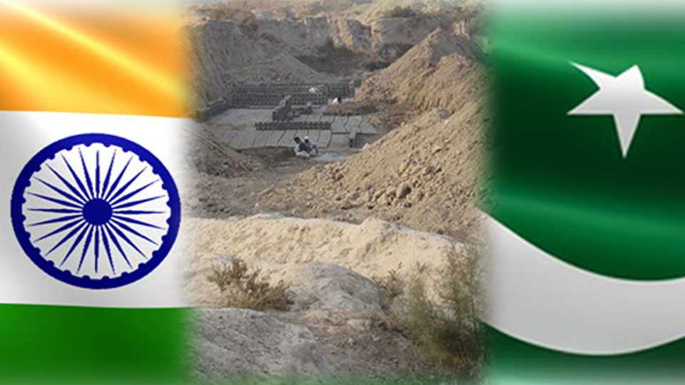 Pakistan sought help from India for the Harappa Mohenjodaro conservation