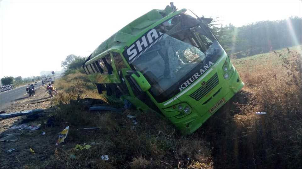 jalana: bus accident