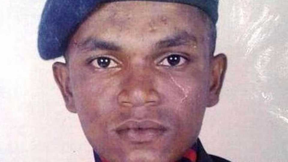 Family of Kerala soldier who died after alleging harassment refuse to accept his body