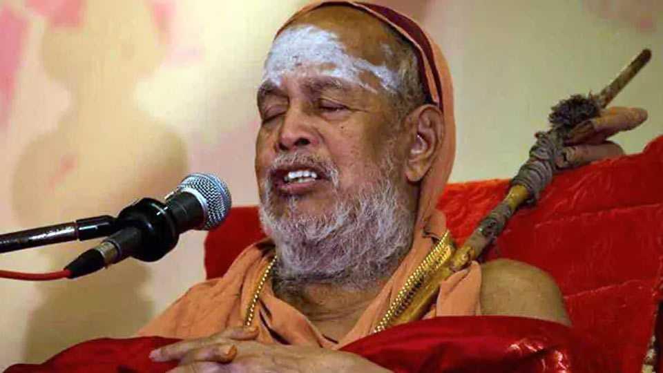 Shankaracharya Jayendra Saraswathi