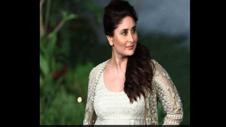 kareena kapoor lakme fashion week