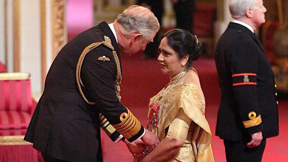 British-Indian educationist named 'Asian Businesswoman of the Year