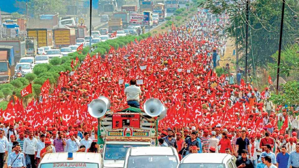 kisan-rally