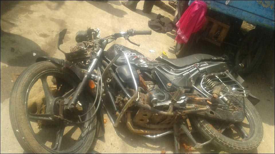 कोल्हापुरातील रविवार पेठेत जमावाचा सशस्त्र हल्ला