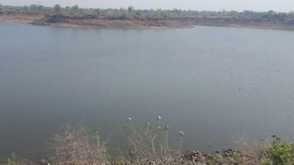 krushnapuri dam