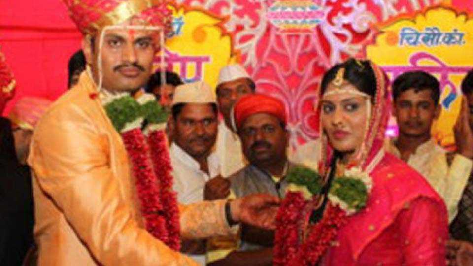 Lalita Babar Marriage