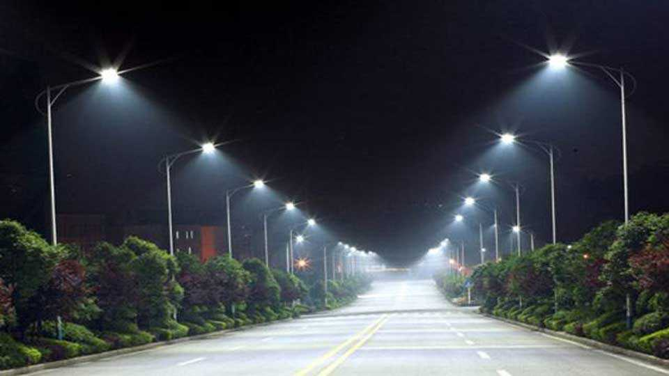 Street Light bills in the Gram Panchayat boundary are funded by the Finance Commission