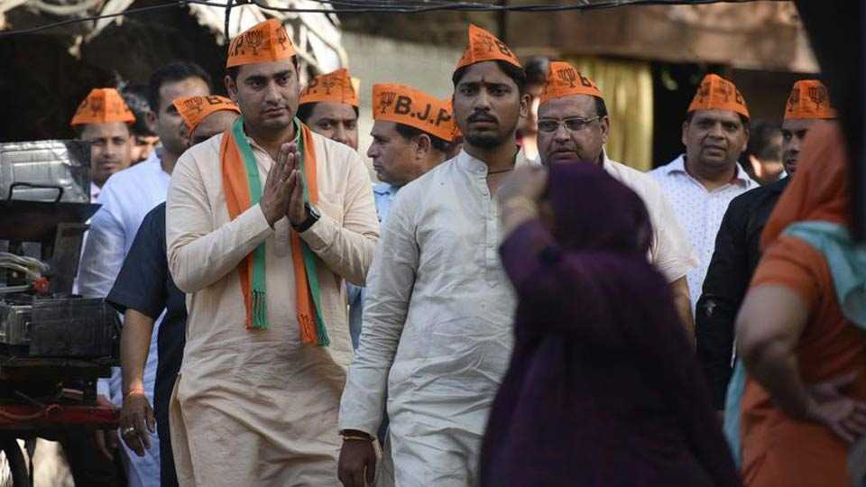 All five Muslim candidates fielded by BJP in Delhi lose MCD elections