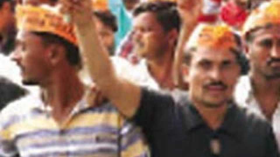 Maratha Kranti Morcha in Nagpur