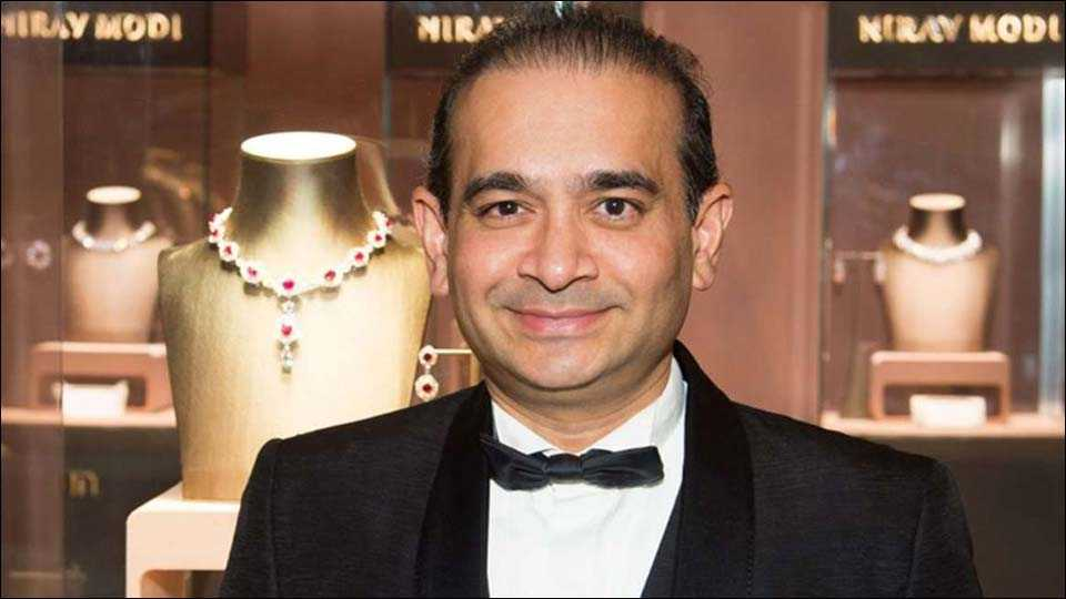 Another crime on nirav modi