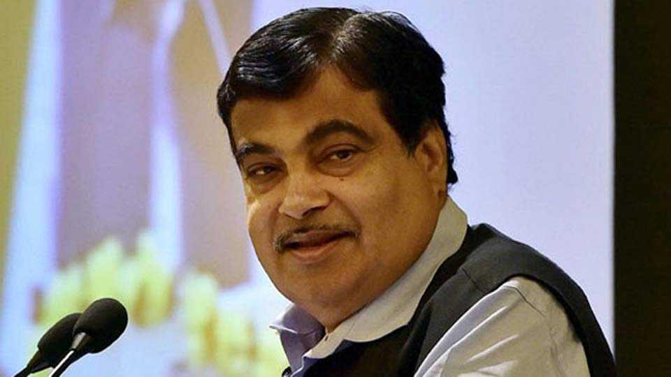 Donate one-month salary to Clean Ganga Fund, Nitin Gadkari urges President Ram Nath Kovind, PM Modi