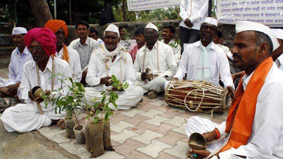 aurangabad news marathi news sakal news no treeplantation