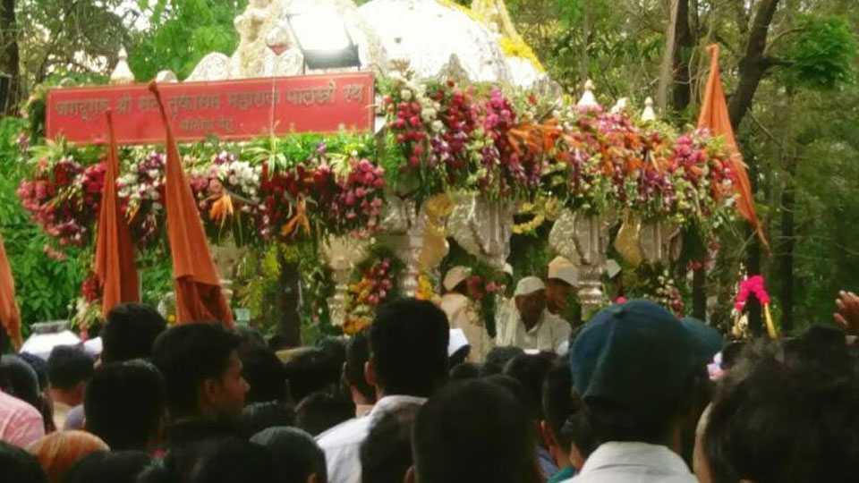 marathi news maharashtra news tukaram palkhi dnyaneshwar palkhi route