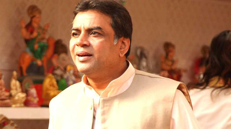 Paresh rawal on pak chanel esakal news