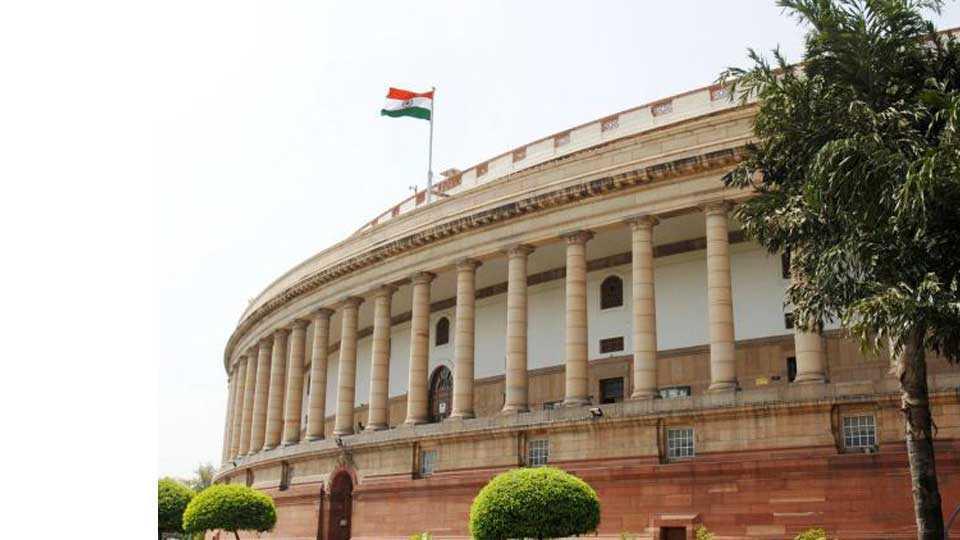 india news new delhi sansad adhiveshan marathi news