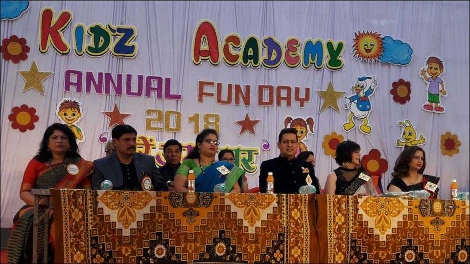 kids academy annual fun day