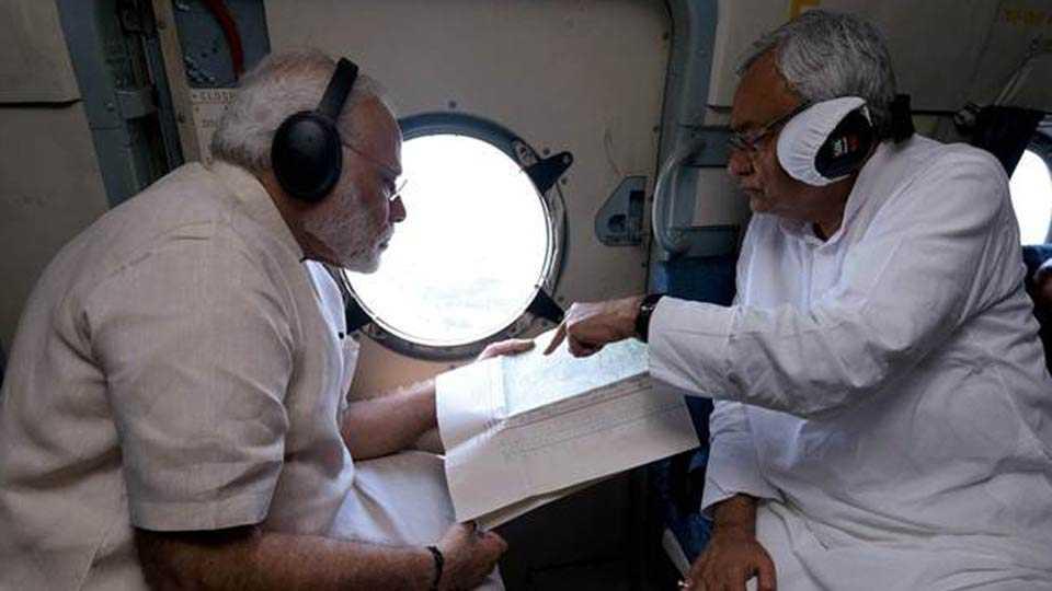 Narendra Modi, Nitish Kumar