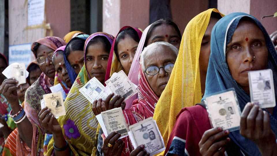 uttar pradesh voting