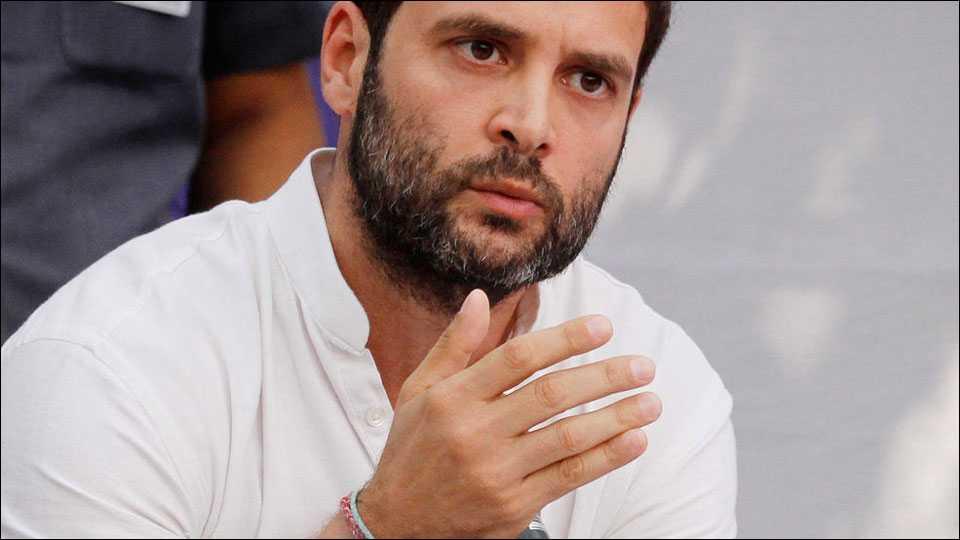 rahul gandhi criticise on narendra modi and nitish kumar