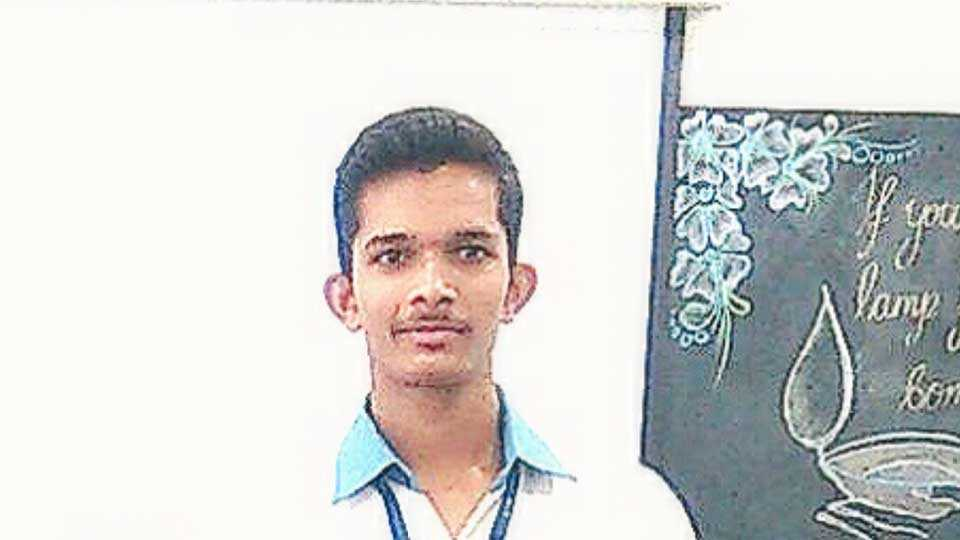 In the case of Sachin Vagh suicide a teacher has been lodged with the Principal