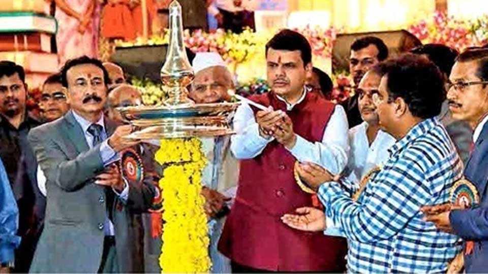 marathi sahitya sammelan editorial