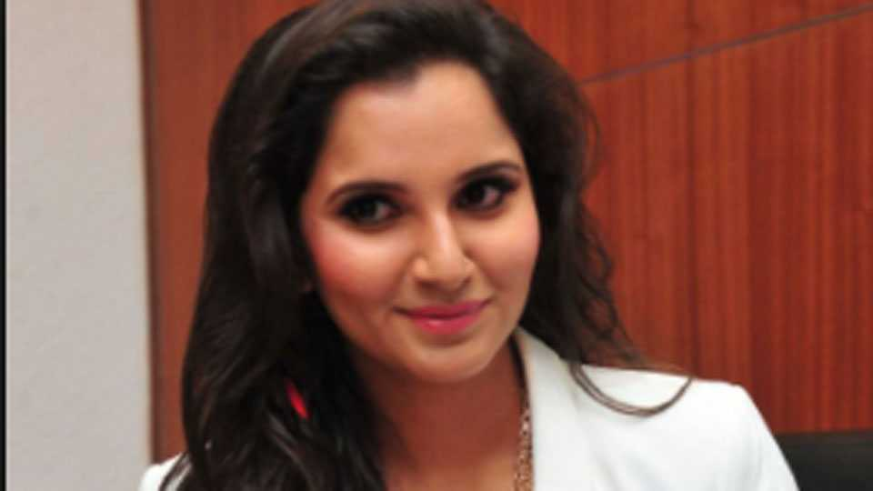 Sania Mirza would be giving good news.