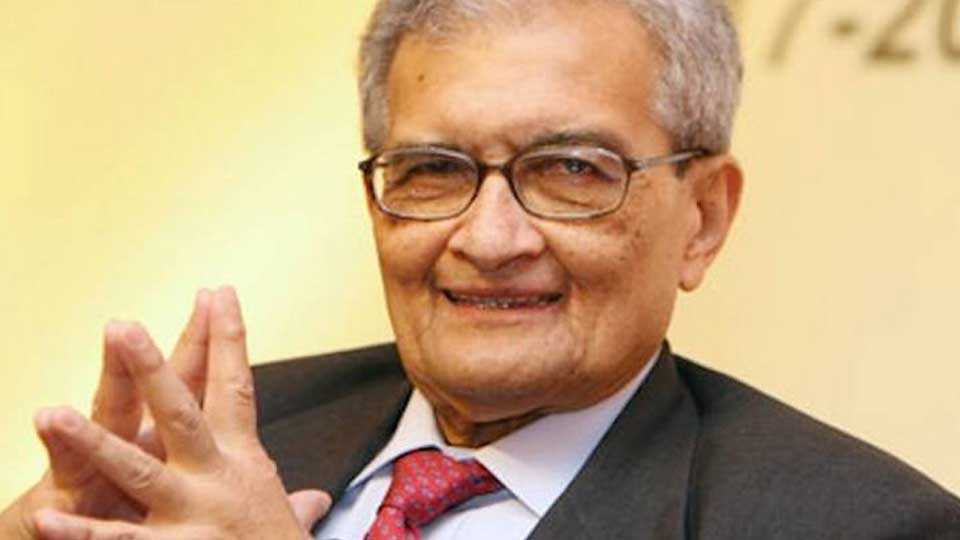 cow marathi news national news amartya sen
