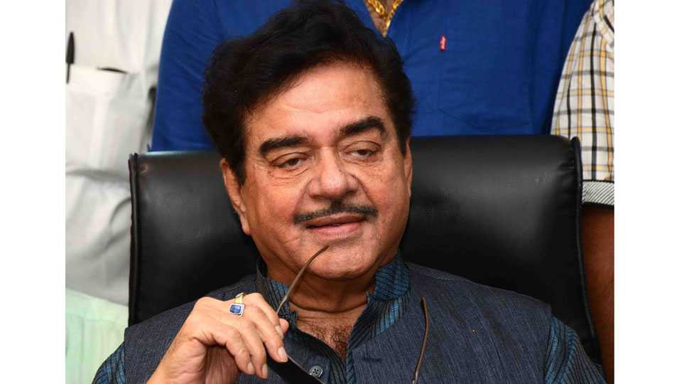 Will give life to BJP says Shatrughan Sinha