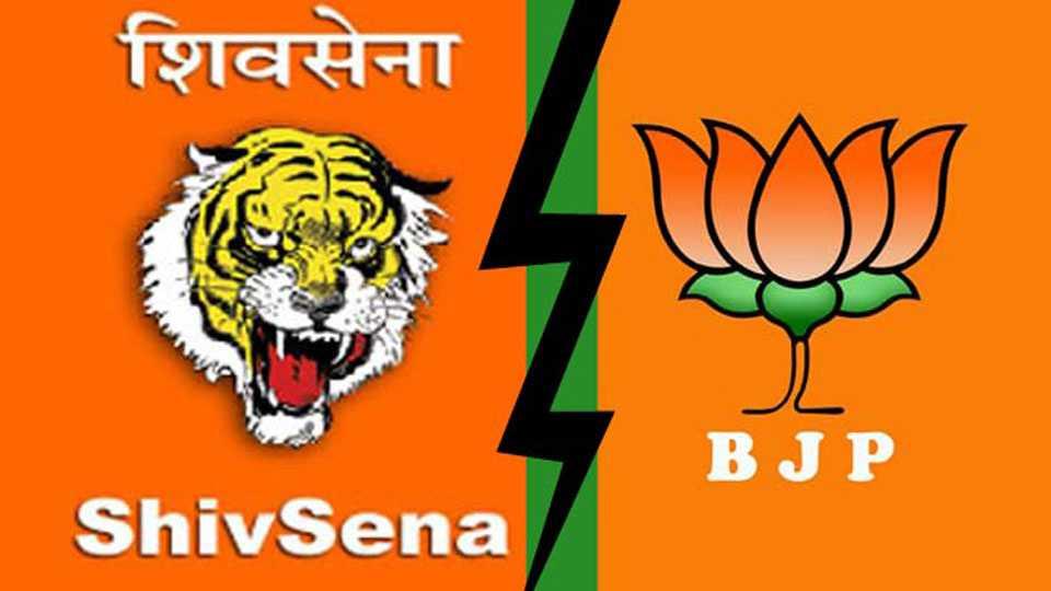 BJP and Shivsenas campaign for Lok Sabha elections
