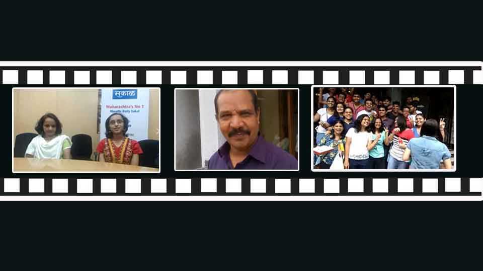 ssc result video success students interview sakal news marathi news 10th result